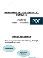 2 Managerial Cost Concept