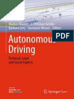 2016 Book AutonomousDriving
