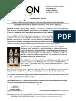 Ron Del Barrilito Press Release_FINAL