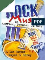 [Frank Hoffmann, B Lee Cooper, Wayne S Haney] Rock(B-ok.cc)