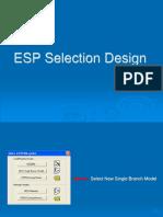 PipeSim ESP
