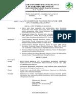 SK Indikator Dan Target Pencapaian Kinerja UKM PDF
