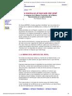 La Merma en El Mercado Del Retail_ Las Causas de La Merma Conocida y de La Merma Desconocida . Por Mariano Bruzzi