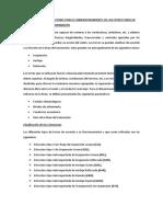 PRINCIPALES CONSIDERACIONES PARA EL DIMENSIONAMIENTO DE LAS ESTRUCTURAS DE SOPORTE DE LÍNEAS DE TRANMISIÓN