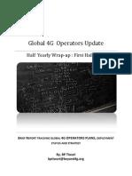 Global 4G Operator Update 1H 2010