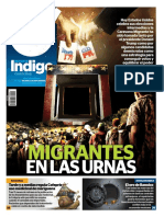 Reporte Indigo No 1618 - 6 Noviembre 2018