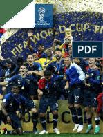 Informe Técnico FIFA Mundial Rusia 2018