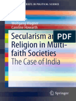 Secularism and Religion in Multi-faith Societies_ the Case of India-Springer International Publishing (2014)