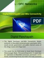 Digital Panchayat Last Mile Connectivity Kerala 101015