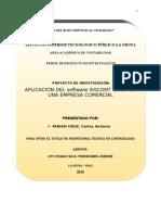 Perfil de Proyecto Carlos