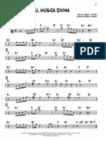 Alberto Rabagliati - Tu Musica Divina