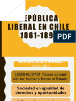 República Liberal - Recurso PPT - 1ro. Medio