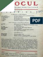 Timocul anul X, caetul IV, 1943