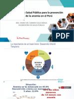 Ponencia de La Viceministra María Del Carmen Calle - XII Congreso Científico Internacional