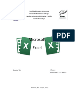 Informatica Excel
