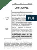 N-0466 - Projeto de Trocador de Calor Casco e Tubo