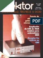 Elektor 105 (Feb 1989) Español