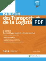 Bulletin Des Transports Et de La Logistique 305 Extract