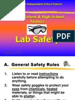 Lab Safety 4