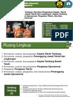 Resume Presentasi PPT Lampiran 1  Kepmen ESDM No 1827 No K30/MEM/2018