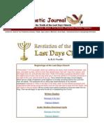Revelation of the Last Days Church