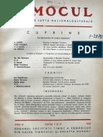 Timocul anul X, caetul II-III, 1943