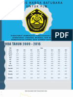 Analisis Harga Batubara Untuk PLN Feb 2017