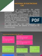 Evolucion Historica Del Cne y Dge