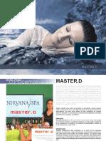 Conocenos Master D Centro Colaborador Nirvana Spa