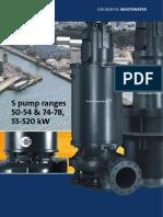 S Pumps Ranges Low