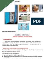 Novena Semana de Clases - Calderas Electricas