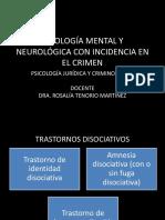 Patología Mental y Neurológica