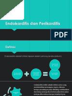 Endokarditis dan perikarditis