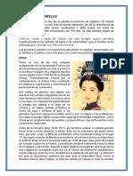 Historia Del Cabello.