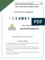 El Influjo de La Luna en La Agricultura