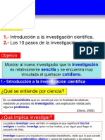 01-01- Introduccion a La Investigacion