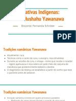 Narrativas Indígenas_ Kátia Hushahu Yawanawa
