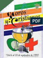 Programa de Fiestas de 1997