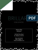 brillare business plan