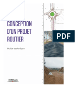 Conception d'un projet routier - Guide technique.pdf