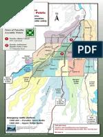 Paradise Evacuation Maps
