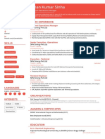 best resume for engineers