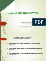 Diseño Proyectos II
