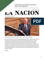 Robert Potash - Pensar El Poder Militar y Político en La Argentina