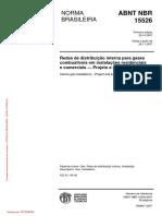 ABNT NBR 15526-2007 - peojeto e execução glp residenciais e comerciais.pdf