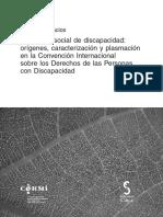 Palacios - El modelo social de la discapacidad orígenes, caracterización y plasmación en la CIDPD.pdf