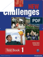 1new Challenges 1 Test Book