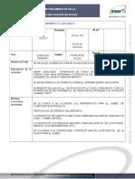 Informe Preliminar Quiebre Cuña Picarocas