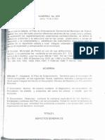 Acuerdo No. 019 de 2000 Paicol