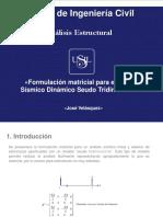 Pseudo3D Analisis de Edificios